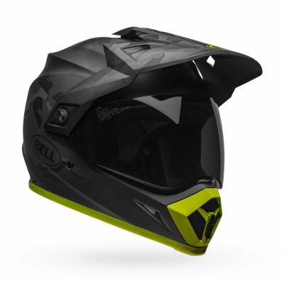Bell Helmets MX-9 Adventure MIPS Large Stealth Camo Matte Black/Hi-Viz BL-7125239