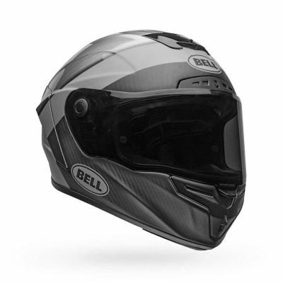 Bell Helmets Race Star Flex DLX XL Brushed Metal/Grey BL-7114494