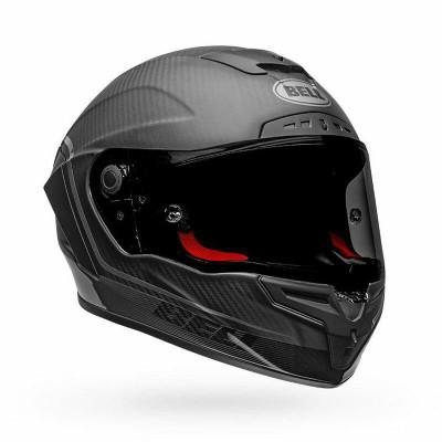 Bell Helmets Race Star Flex DLX Velocity Small Matte/Gloss Black BL-7110240