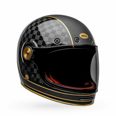 Bell Helmets Bullitt Carbon RSD Check It XL Matte/Gloss Black BL-7111786