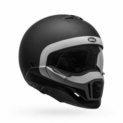 Bell Helmets Broozer Cranium Large Black/White BL-7121921