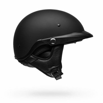Bell Helmets Pit Boss Large Matte Black BL-2033202