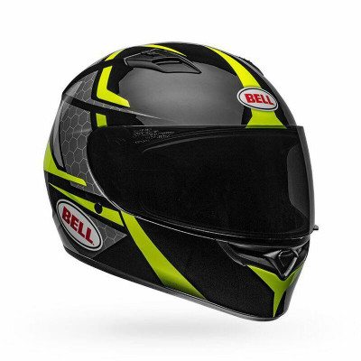 Bell Helmets Qualifier Flare XXL Black/Hi-VIz BL-7107849