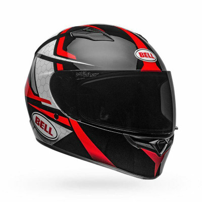 Bell Helmets Qualifier Flare Large Black/Red BL-7107597