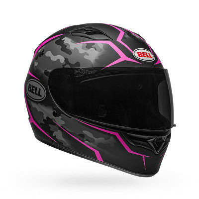Bell Helmets Qualifier Stealth Camo Medium Black/Pink BL-7107895