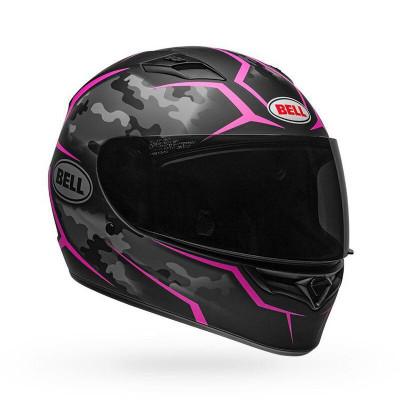 Bell Helmets Qualifier Stealth Camo XXL Black/Pink BL-7107898