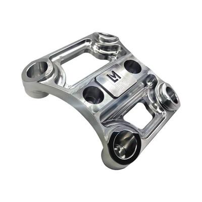 LM UTV Can-Am X3 Radius Rod Plate (Aluminum) (LMU-RRP-02-01)