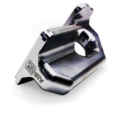 LM UTV Can-Am X3 Radius Rod Plate Tow Hook Aluminum LMU-RRP-02-02