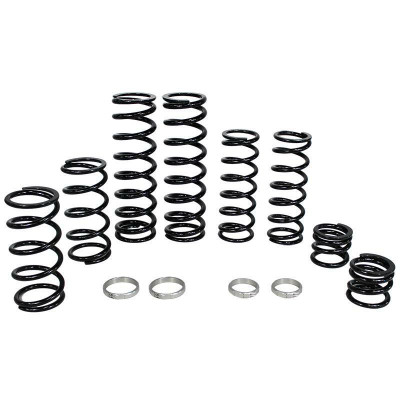 ZBroz Racing RZR XP Turbo S Dual Rate Spring Kit FOX Live Valve K30-PL1021-0