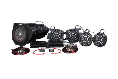 SSV Works RZR XP Turbo S/XP Ride Command Complete Audio Kit 5-Speaker RZ4-5ARC