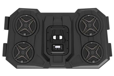SSV Works 2015 Polaris RZR 1000 2/4-Seater Bluetooth Overhead Sound System WP3-RZ3065