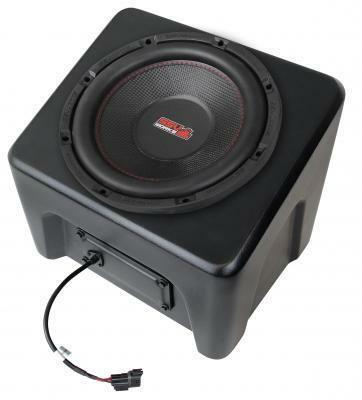 SSV Works 2018 Polaris Ranger XP1000 Audio Kit 5-Speaker RG4-5A