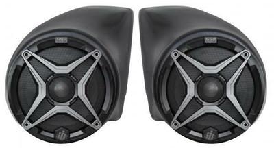 SSV Works Can-Am Commander/Maverick Front Speaker Pods with 6.5 Speakers CM-F65A