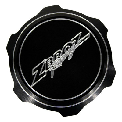 ZBroz Racing RZR Turbo S Gas Cap, Billet K20-1110-0