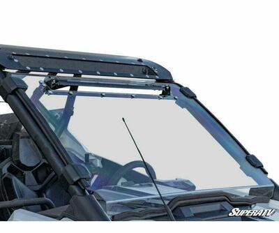 SuperATV RZR PRO XP Windshield Vented Full Scratch Resistant WS-P-PROXP-V-70