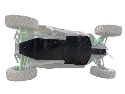 SuperATV Kawasaki Teryx KRX 1000 Full Skid Plate FSP-K-KRX