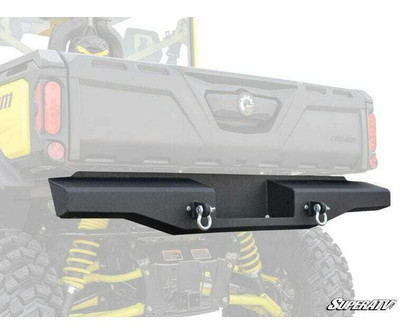 SuperATV Can-Am Defender Sheet Metal Rear Bumper (RB-CA-DEF-002-00)