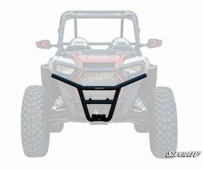 SuperATV RZR XP 1000 Low Profile Front Bumper FB-P-RZRXPT-00