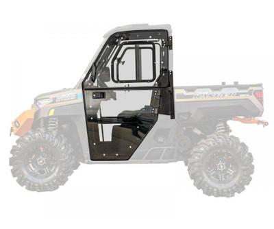 SuperATV Polaris Ranger XP 1000 Convertible Hard Cab Doors DOOR-P-RAN1K-001-72