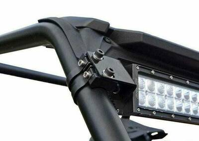 SuperATV RZR Light Bar Cage Mount 30 Straight / Curved Light Bar LB3-ACC-7-02