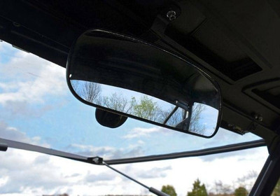 SuperATV Polaris Rear View Mirror RVM-013#RAN