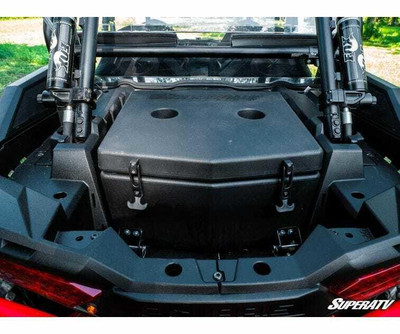 SuperATV RZR XP Turbo Insulated Cooler / Cargo Box 30 Liter RCB-P-RZR1K-004