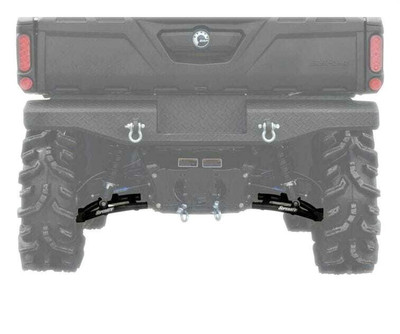 SuperATV Can-Am Defender High Clearance 2 Rear Offset A-Arms AA-CA-DEF-2-R-HC-02