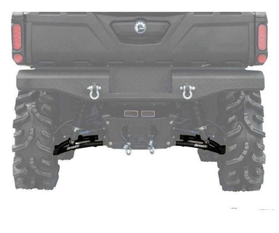 SuperATV Can-Am Defender High Clearance Lower Rear A-Arms (AA-CA-DEF-R-HC-02)