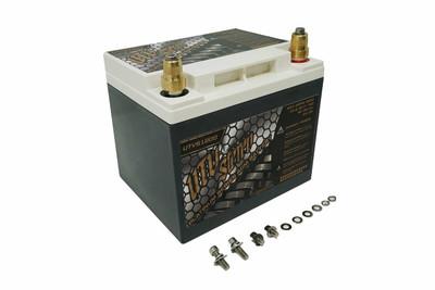 UTV Stereo Platinum Series AGM Battery UTVS1200-RZR-AGM