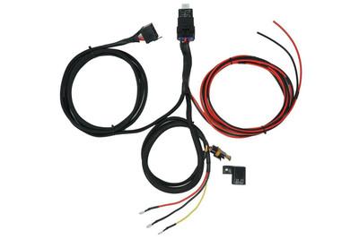 UTV Stereo High Current Single Circuit Harness UTVSTO-UNV-SCH