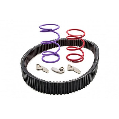 Trinity Racing Clutch Kit for 17-20 RZR XP 1000 with Stock Tires 3-6000 TR-C045