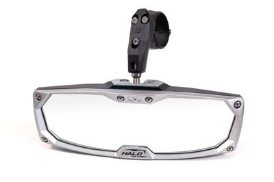 Seizmik Halo-RA Cast Rearview Mirror Polaris Pro-Fit 18026