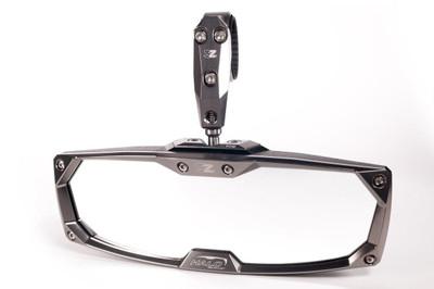 Seizmik Halo-RA Billet Aluminum Rearview Mirror 2″/1.875″ Round Tube 18012