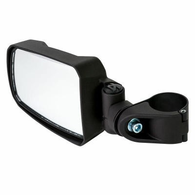 Seizmik Pursuit Side View Mirror 1.75 Round Tube 18071
