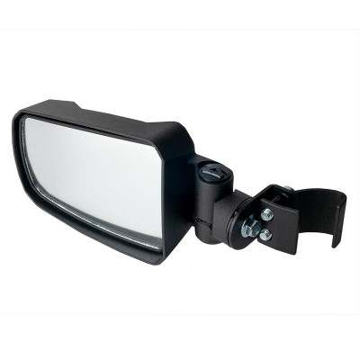Seizmik Pursuit Side View Mirror 2″ Round Tube 18072