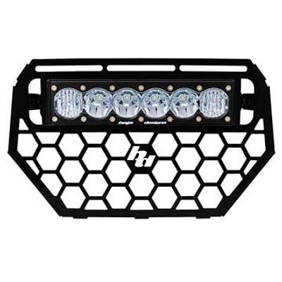 Baja Designs Polaris RZR Grille and OnX6 LED Light Bar Kit 14-15 457543