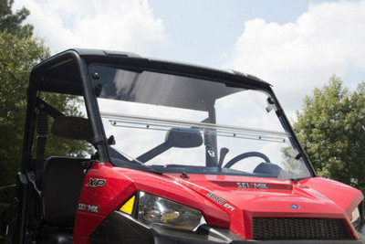 Seizmik Polaris Pro-Fit Ranger Windshield Versa-Fold Hard Poly 25001