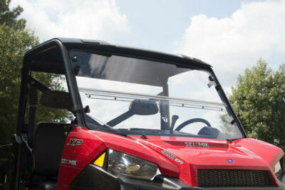Seizmik Polaris Pro-Fit Ranger Windshield Versa-Fold Uncoated Poly 24001