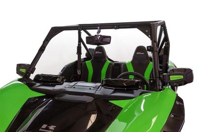 Seizmik Kawasaki KRX1000 Windshield Versa-Vent Hard Poly 26097