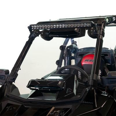 Seizmik Polaris RS1 Windshield Versa-Vent Hard Poly 26096