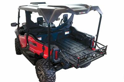 Seizmik Honda Pioneer 1000-5/700-4 Cargo X10D Bed Extender 5010