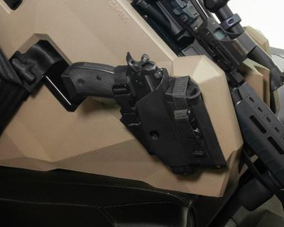 Seizmik Pistol/Magazine Holster Add-On Kit 1 Pair 7501