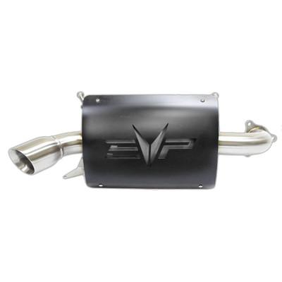 EVO Powersports Polaris RZR XP 1000/RS1 Magnum Slip On Exhaust EVO-XP-MSE