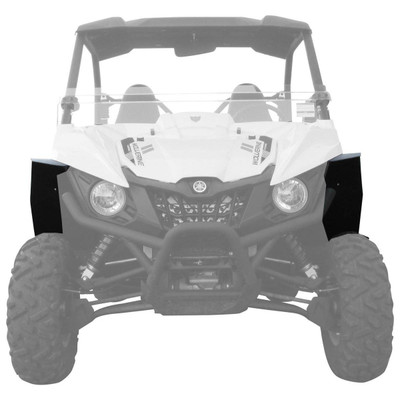 MudBusters 2015-18 Yamaha Wolverine Fender Flares Front Only Extra Coverage MB-YW-FOC