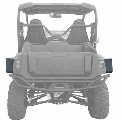 MudBusters 2015-18 Yamaha Wolverine Fender Flares Rear Only MB-YW-RO