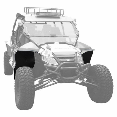 MudBusters Arctic Cat Wildcat 1000 Fender Flares Front Only MB-AW-FO