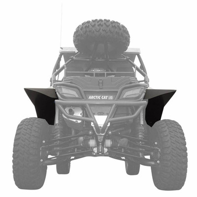 MudBusters Arctic Cat Wildcat 1000 Fender Flares Rear Only MB-AW-RO