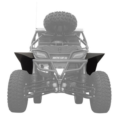 MudBusters Arctic Cat Wildcat 1000 Fender Flares Under Hood Only MB-AW-UO