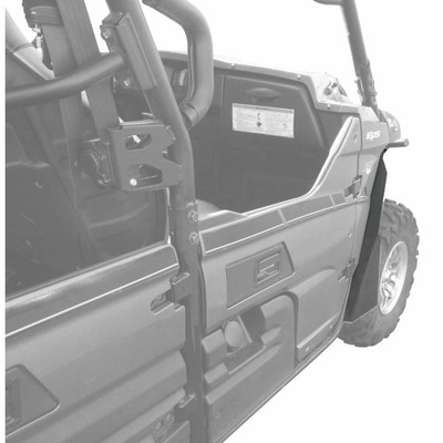 MudBusters 2012-20 Kawasaki Teryx 4 Fender Flares Front Only MB-KT4-FO