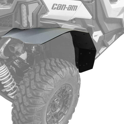 MudBusters 2019-21 Can-Am Maverick Sport Mudlite Fender Flares Rear Only MB-CAM-RO